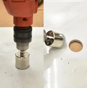 Hole Drilling Bit Set