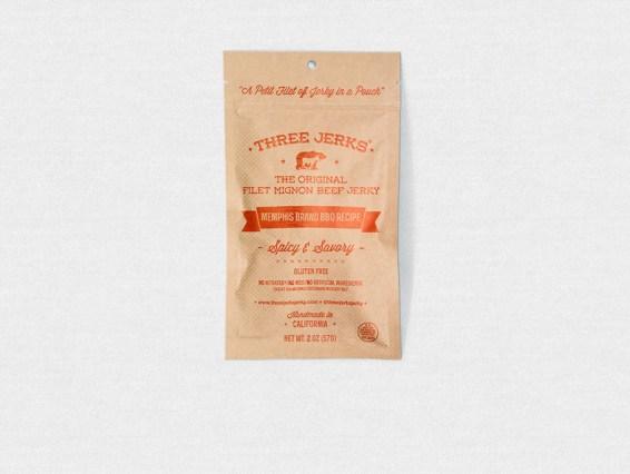 Filet Mignon Memphis BBQ Jerky - Spicy & Savory