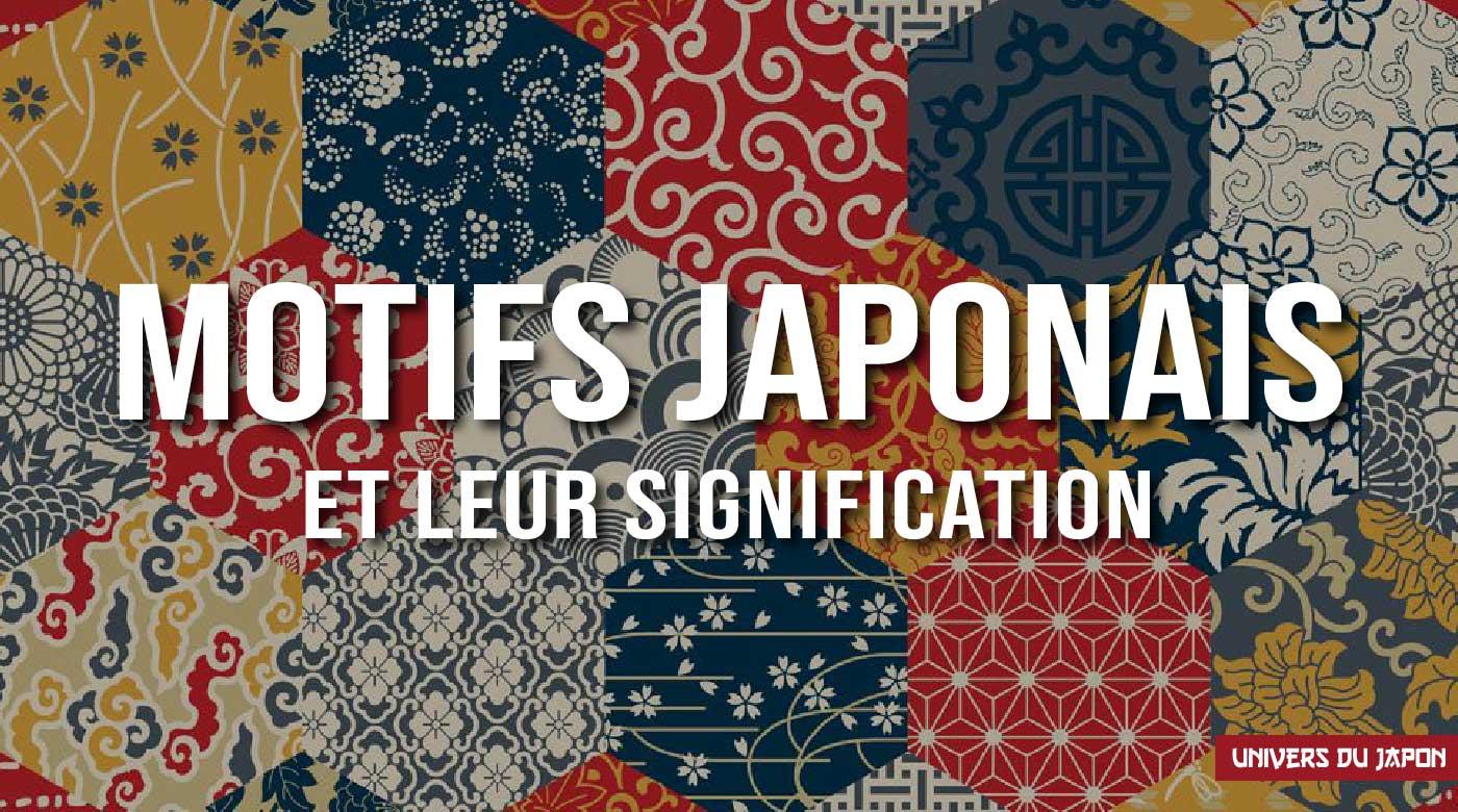 motif japonais et signification cachee
