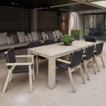 Bairo Dining Table Outdoor Furniture Furniture Stores Melbourne Volume Furniture