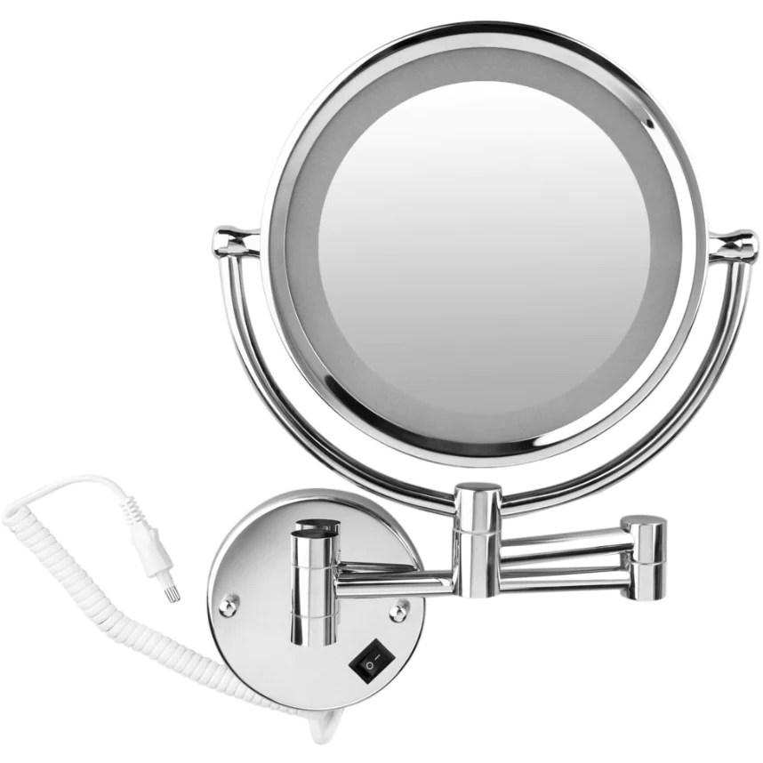 Miroir Grossissant Lumineux Mural Mon Beau Miroir