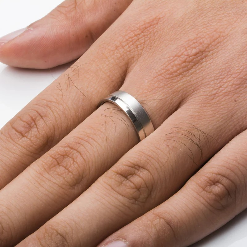 Which Hand Wedding Ring Male 6