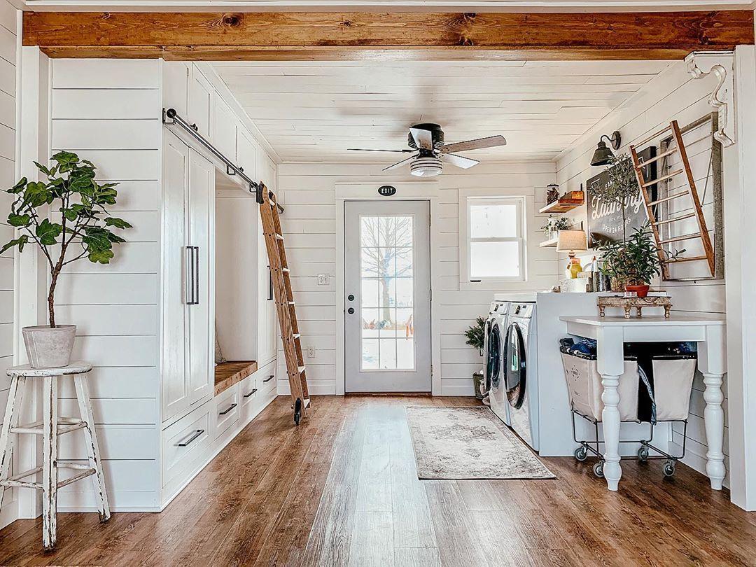 2021 laundry room farmhouse ideas