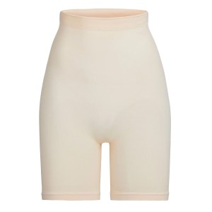 SKIMS Sculpting Short Above The Knee Shapewear - Nude - Size 4XL/5XL