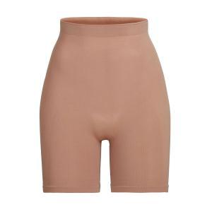 SKIMS Sculpting Short Mid Thigh Shapewear - Nude - Size 4XL/5XL