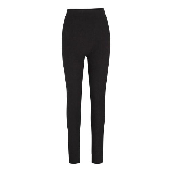 SKIMS Women's Waffle Legging - Black - Size 4XL
