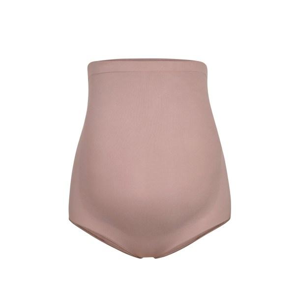 SKIMS Women's Maternity Sculpting High Waist Brief Panties - Purple - Size 4XL/5XL
