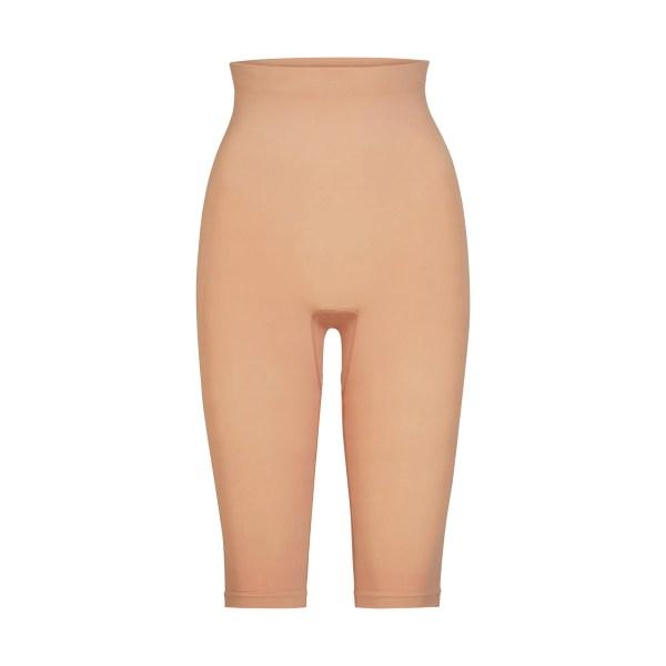 SKIMS Women's Sculpting Legging Below The Knee Shapewear - Nude - Size 4XL/5XL