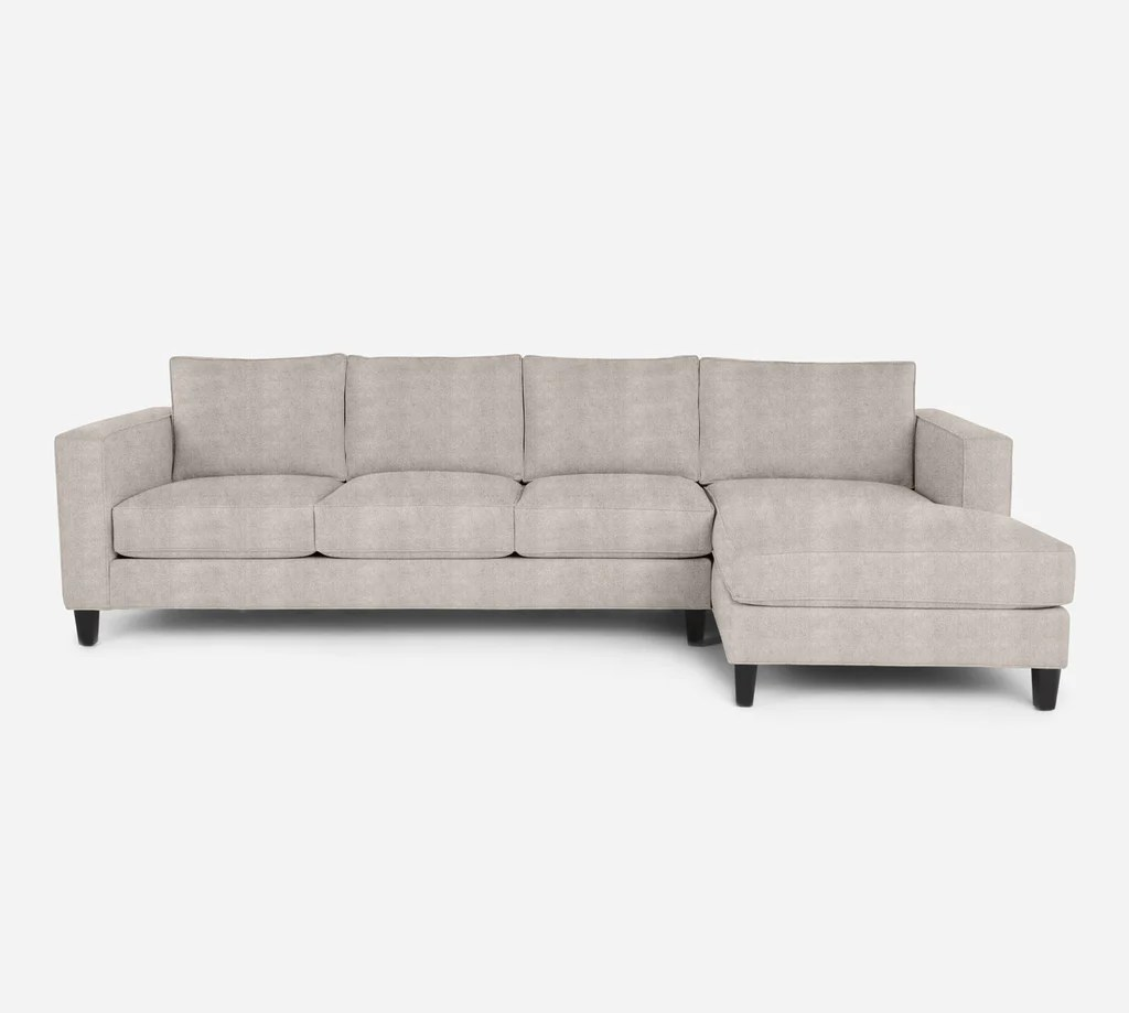 remy raf chaise sectional