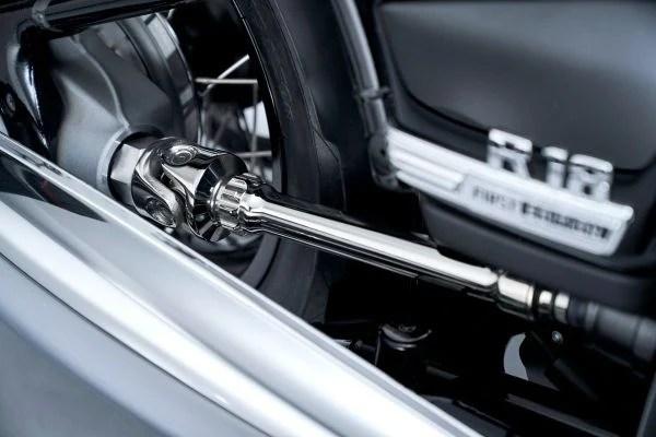 BMW R18 Shaft Drive