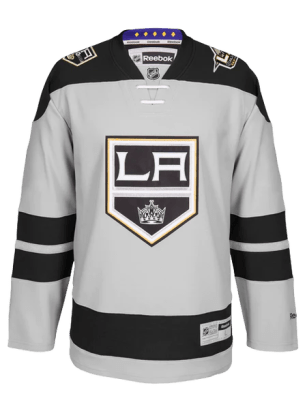 Image result for los angeles kings 50th anniversary jersey