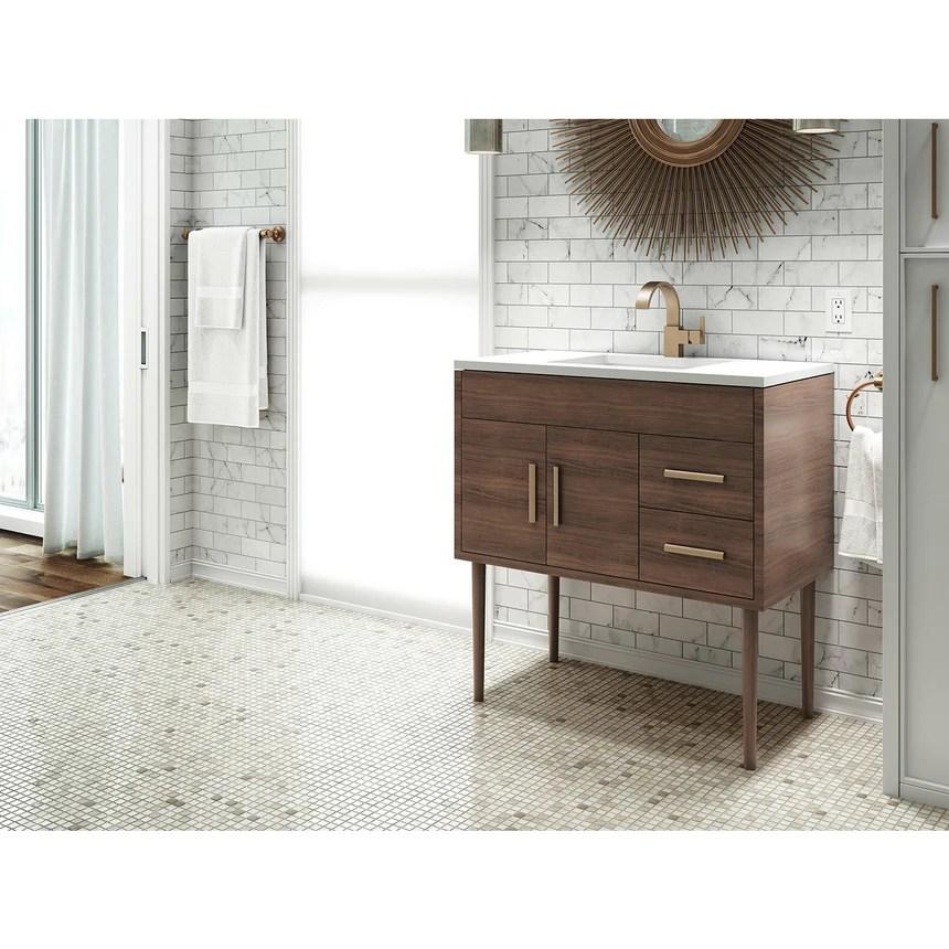 garland mid century modern vanity