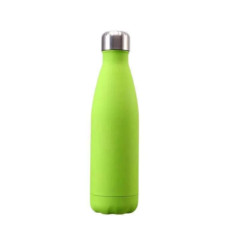 bouteille inox isotherme personnalisable mat