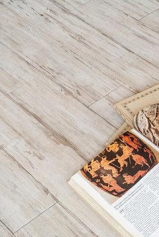 wood effect porcelain floor plank tiles