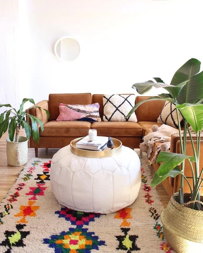 le tapis berbere et ses couleurs
