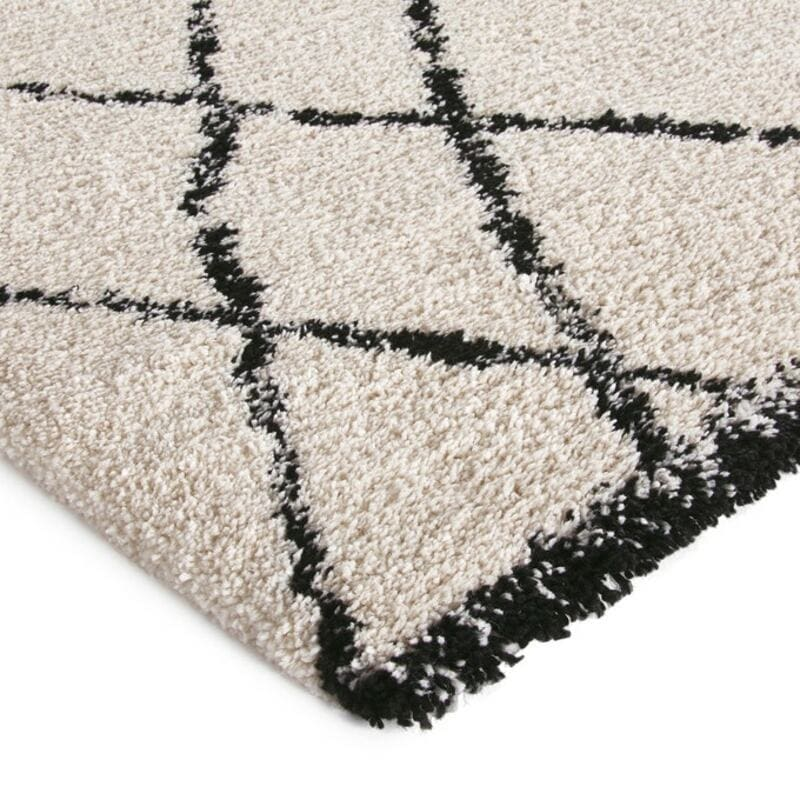 tapis marocain style scandinave mazir