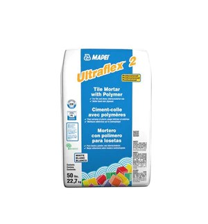 mapei ultraflex 2 professional tile mortar with polymer