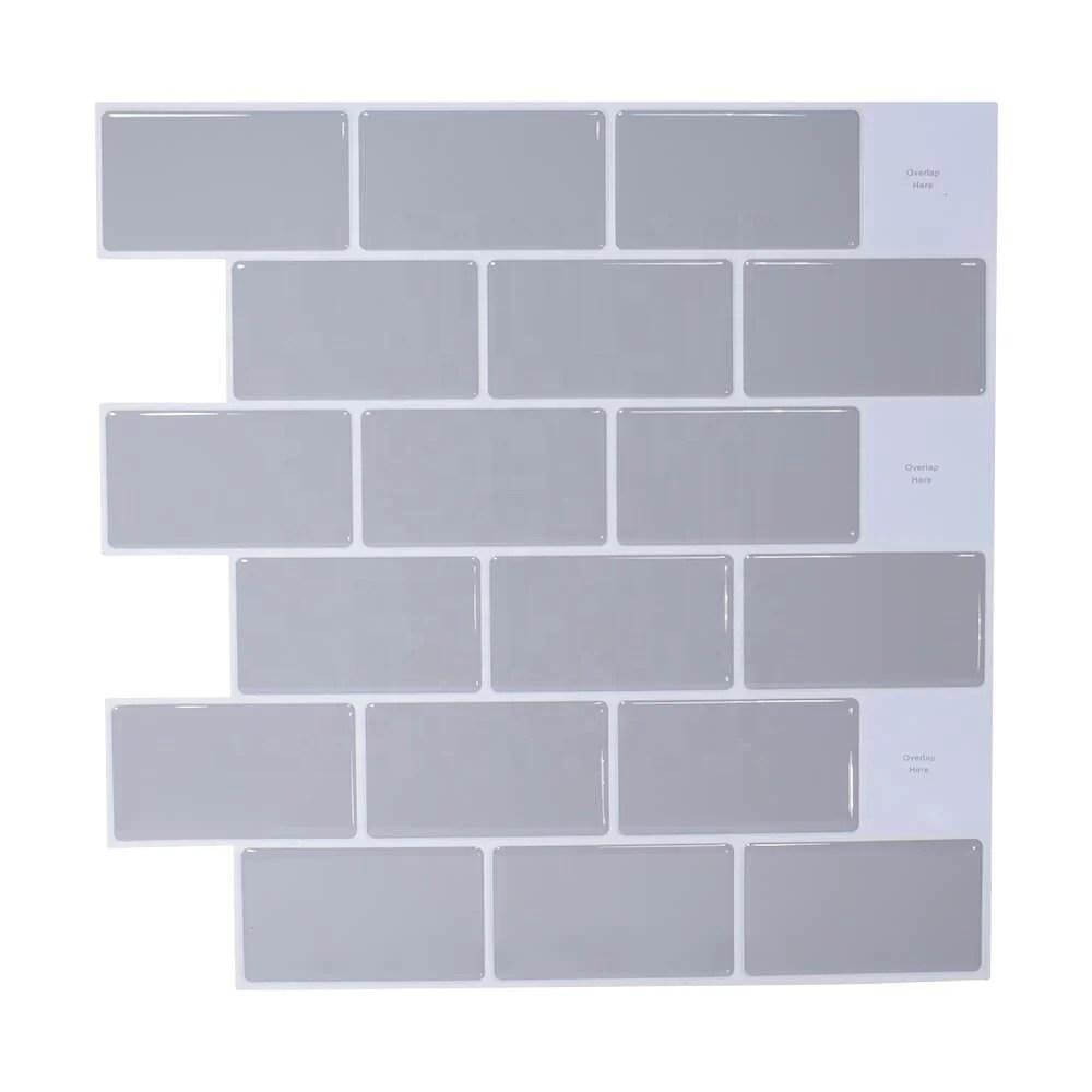 grey subway tiles