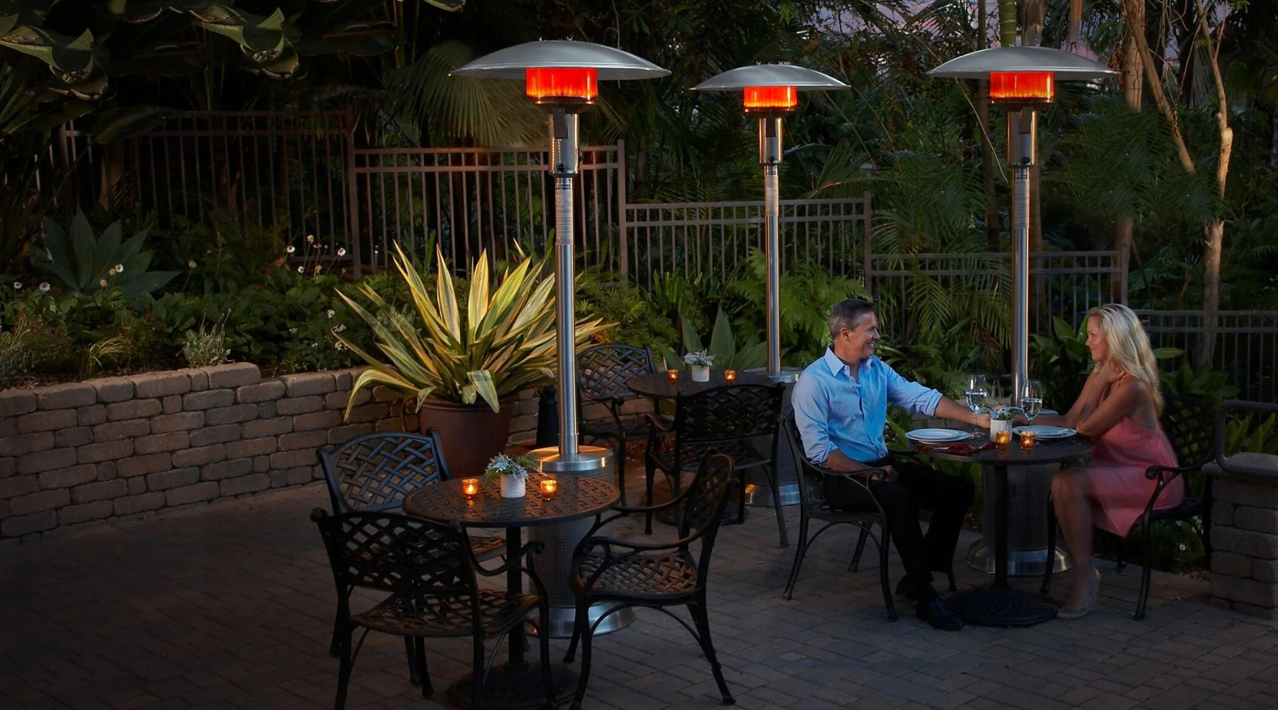 how to choose the best gas patio heater