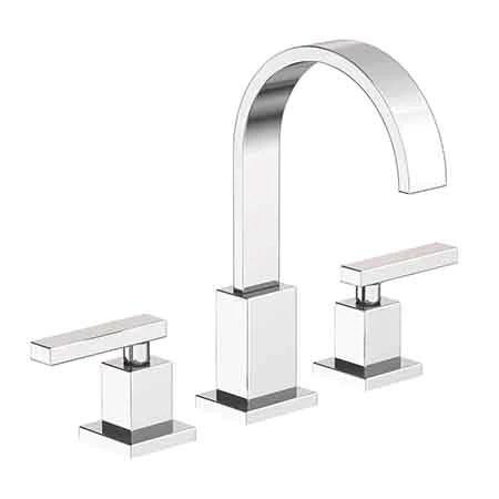newport brass 2040 secant widespread lavatory faucet plumbing overstock