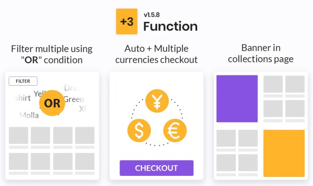 Molla - Multipurpose Responsive Shopify Theme - 1