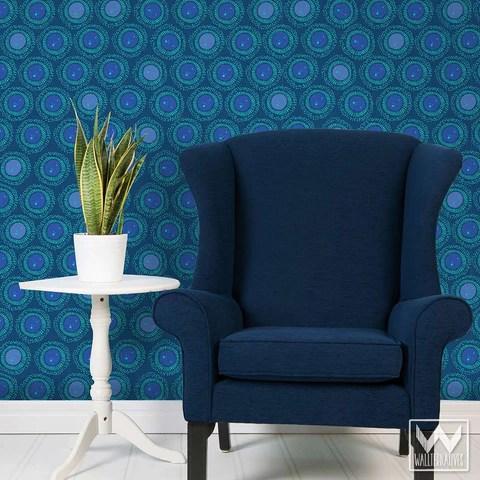 Twilight Christine Joy Design Removable Wallpaper