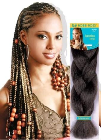 Bobbi Boss Jumbo Braiding Hair Beauty Empire