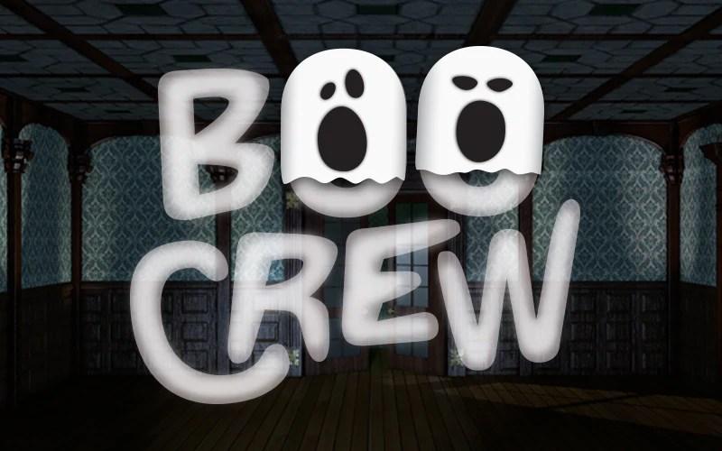 Boo Crew Arrives September 1 AtmosFX Digital Decorations