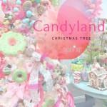 Candy Land Christmas Tree Trendy Tree