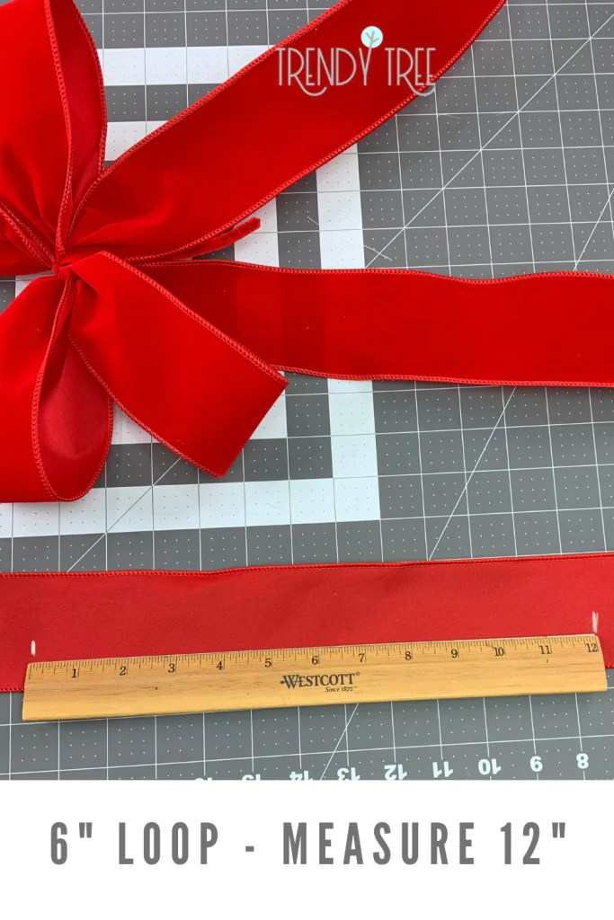 easy hand tied bow tutorial trendy tree