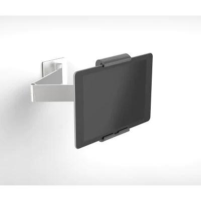 support mural avec bras articule pour tablette 7 a 13 orientable a 360