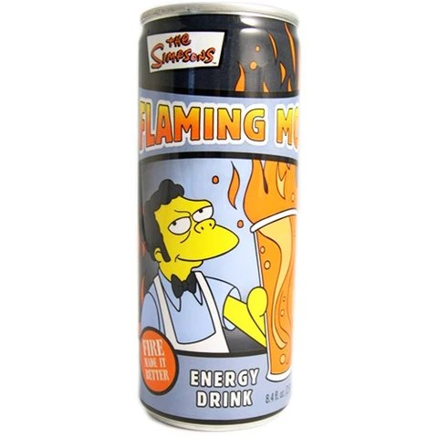 Novelty Energy Drinks - Blooms Candy & Soda Pop Shop ...