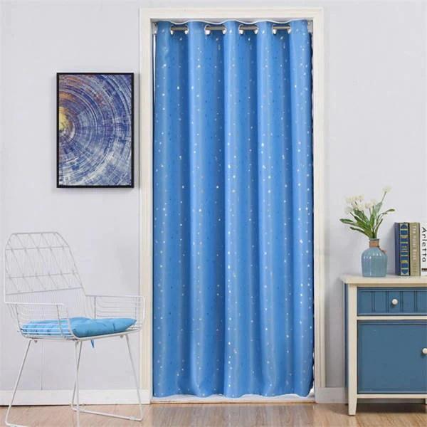 rideau de porte d entree isolation thermique gida