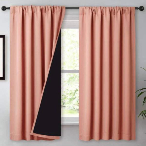 rideau isolant phonique 3 couches multa