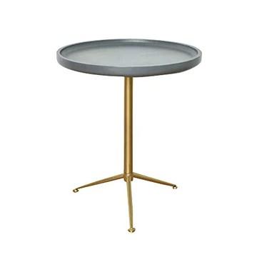 Tables Fei Rond Moderne avec Table et Table de Salon 49 * 56CM