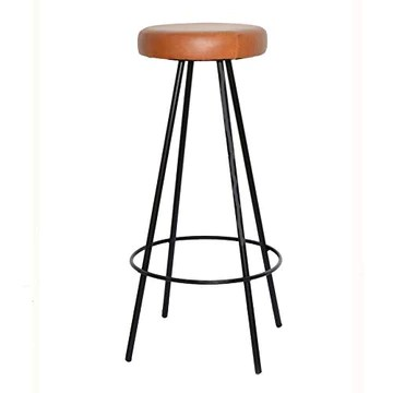 Muebles Marieta Old Style now Tabouret de Bar Ryan Noir