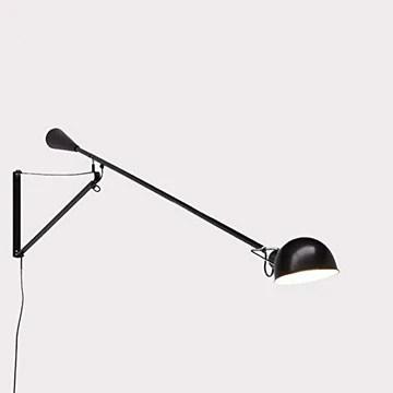 Applique Industrielle Murale Applique Murale Intérieur Noir Nouveau Luminaire Pour Salon Salle De Bains Bar Décor Éclairage À La Maison Mur lumière H060