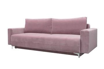 E-MEUBLES Canapé lit Convertible Salon Relax Noveau scandinave Design Revêtement de Canapé Melisa (Rose)