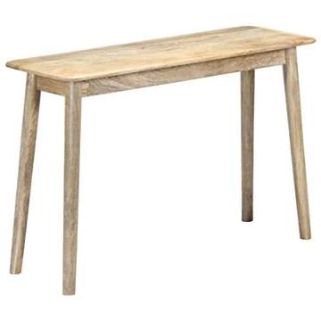 Festnight Table Console Classique Table d'Appoint en Bois 115x40x76 cm