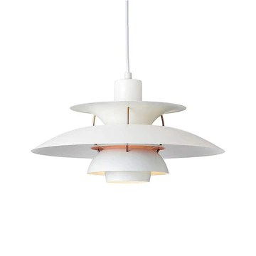Lustre, lustre d'éclairage nordique, lampe de salle à manger créative simple, éclairage de designer, salon d'étude de chambre à coucher, lampe décorative, 49cm, E27,110V ~ 240V