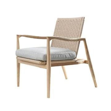 YQQ-Sofa Paresseux Chaise Longue De Balcon Chaise en Osier Chaise Longue D'extérieur Fauteuil Maison Rotin Chair Chaise De Jardin Chaise De Terrasse 60x77x90cm