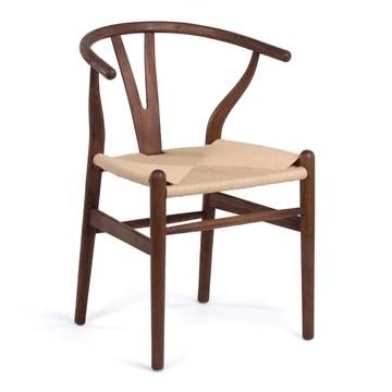 SKLUM Chaise Uish Bois Bois Foncé - (Plus de Couleurs)