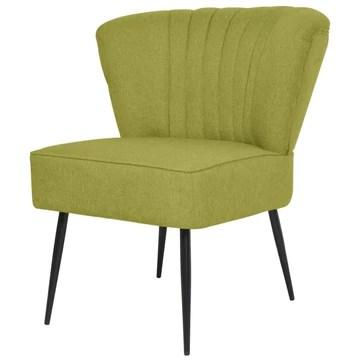 vidaXL Chaise de Cocktail Chaise pour Salon Séjour Bureau Fauteuil Vert