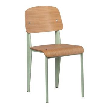 SKLUM Chaise and Céladon - (Plus de Couleurs)
