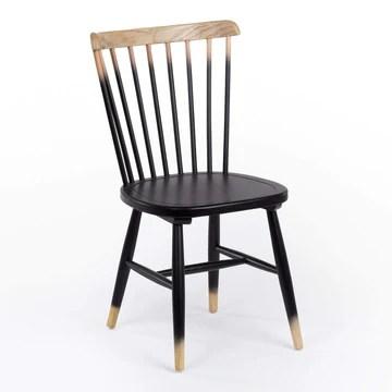 SKLUM Chaise Shor Dipeada Noir - (Plus de Couleurs)