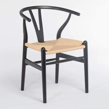 SKLUM Chaise Uish Noir - (Plus de Couleurs)