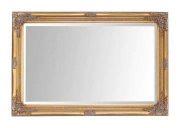 Select Mirrors Certains miroirs Rhône Miroir Mural - French Vintage, Style Baroque Rococo - Doré - 60 cm x 90 cm - Style Shabby Chic Home Decor
