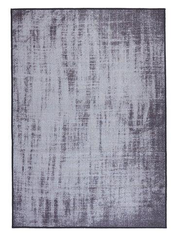 Un Amour de Tapis 36498 Topa Tapis pour Chambre Polyamide Gris/Anthracite 133 x 190 cm