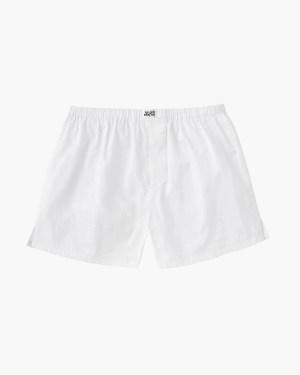 Classic woven boxers white