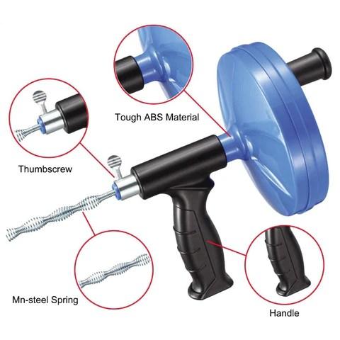 plumbing auger
